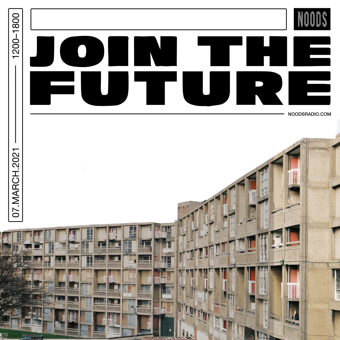 LISTEN: JOIN THE FUTURE ON NOODS RADIO